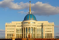 Presidential Palace in Astana